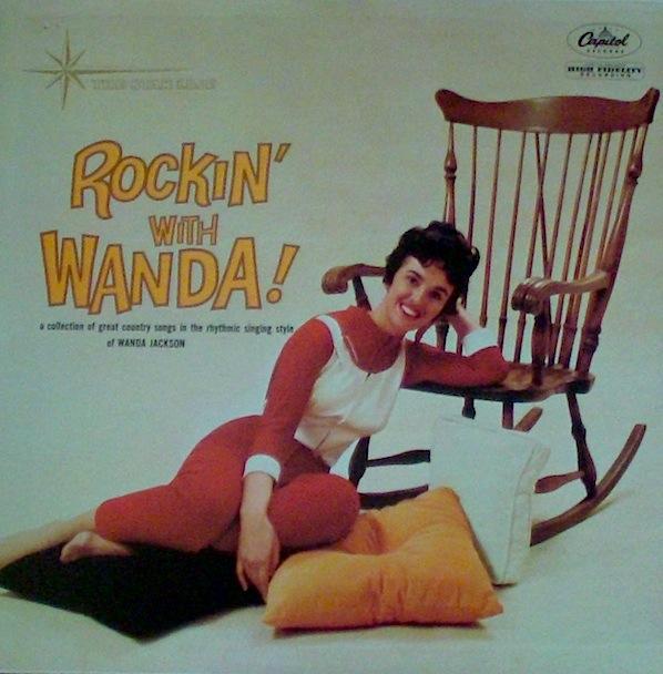 Heartbreak Hotel Wanda Jackson Rockin With Wanda