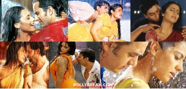 gale lag ja - Poll: Which is Bollywood's Hottest Rain Song?