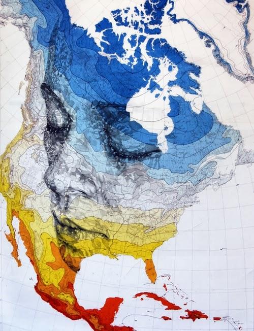 06-North-America-Welsh-Freelance-Artist-Ed-Fairburn-Map-Portraits-www-designstack-co