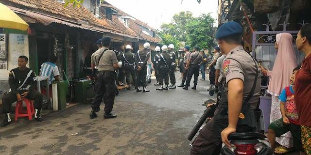 Ini Dia Beberapa Tempat Kampung Narkoba yang Paling Berbahaya di Jakarta