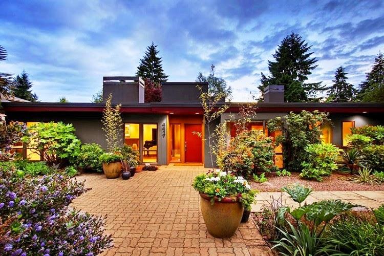 Konsep Taman Rumah yang Indah