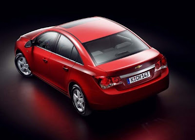 2011-Chevrolet-Cruze-Rear-Top-View-Red-Color