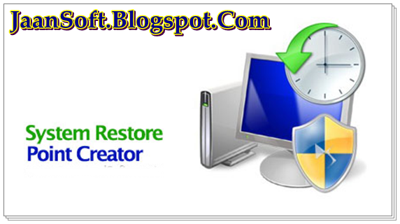 Restore Point Creator 2.9.3 For Windows Full Download