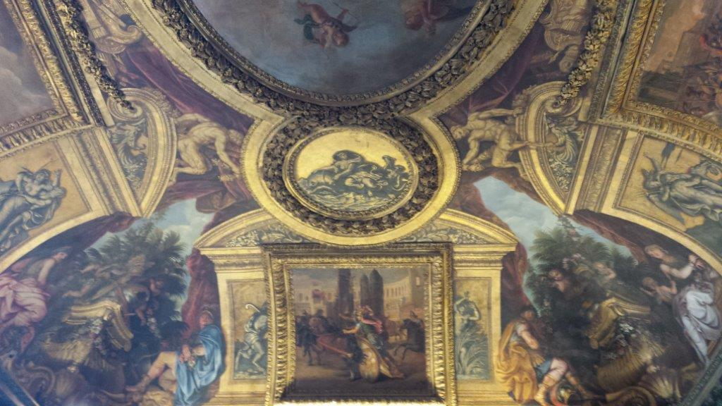 My french easel salon de venus palace of versailles for Salon versailles 2016