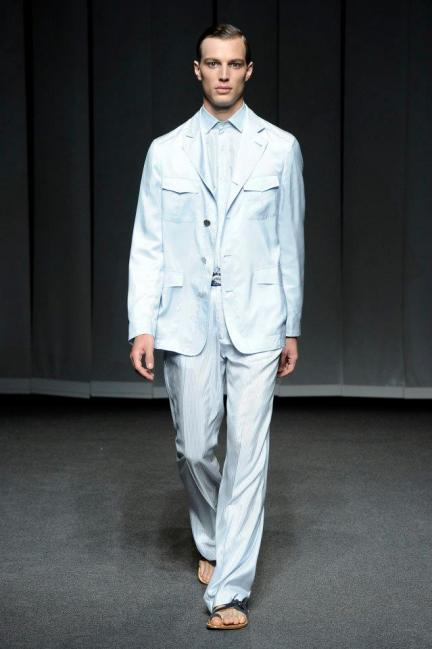 Etro Spring-Summer 2013 Menswear Photo 19
