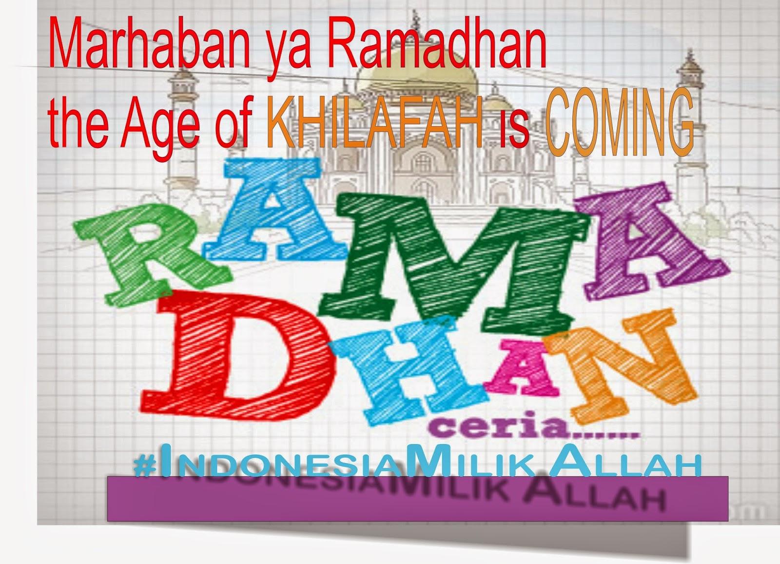 Contoh Poster Ramadhan Simple