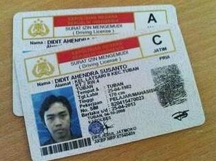 cara pembuatan SIM rusak, hilang di kepolisian, prosedur pengurusan SIM baru karena hilang / rusak