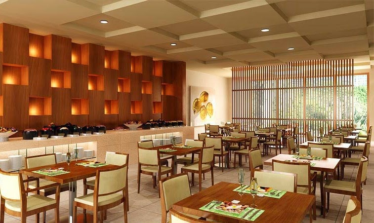 Foundation dezin decor d restaurant design