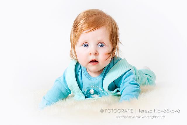 fotografie tereza hlaváčková, fotografka Karviná, focení dětí a miminek v ateliéru