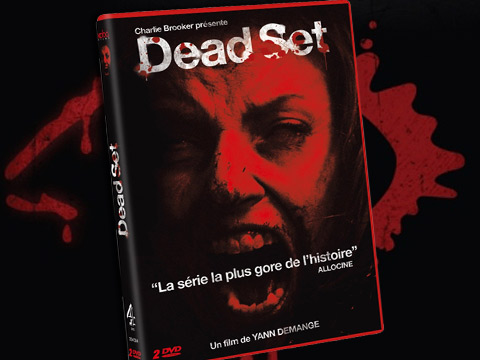 Le coffret Dead Set