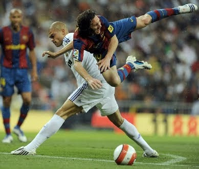 Video Real Madrid Vs Barcelona 0-2