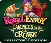 เกมส์ Royal Envoy - Campaign for the Crown