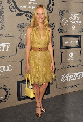 Anne Heche look beauty at The 4th Annual Variety Power of Women Event - Beautiful Female Photos