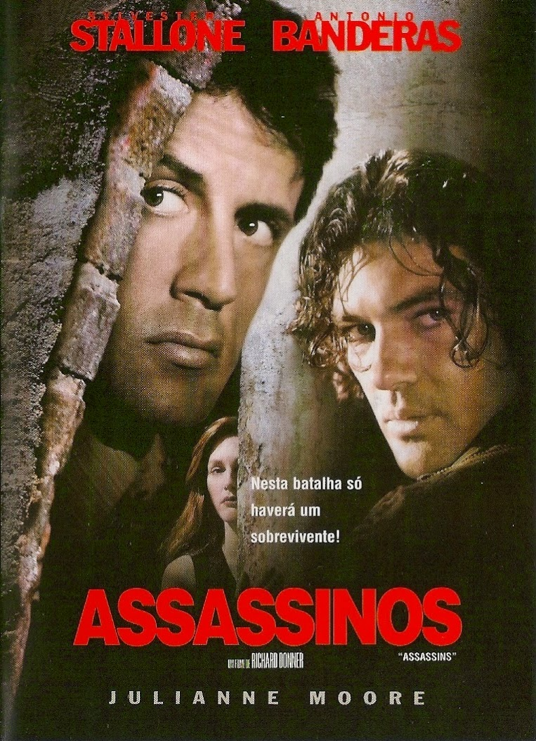 Assassinos – Dublado (1995)