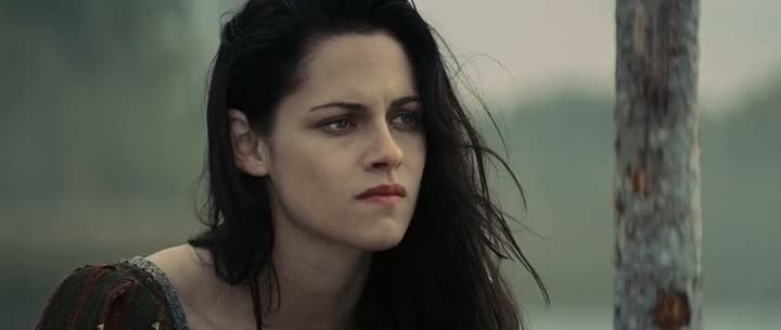 Screen Shot Of Snow White and the Huntsman (2012) Dual Audio Movie 300MB small Size PC Movie