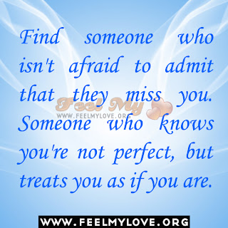 Find someone who isn't afraid