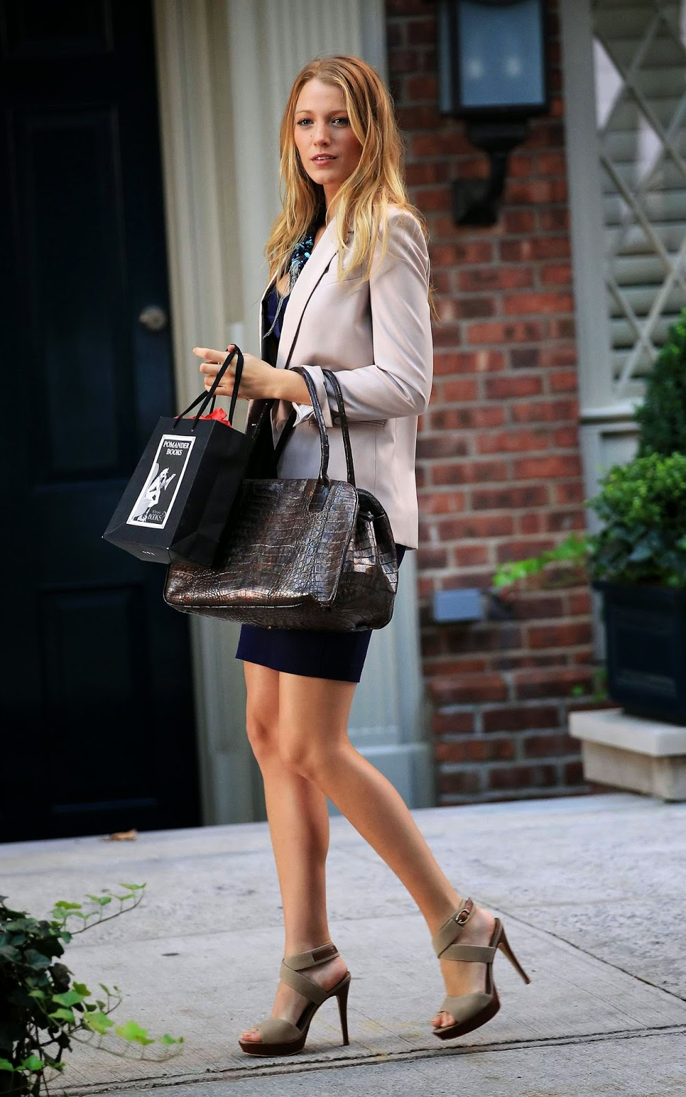 Lost in daydreams a fashion and lifestyle blog style icons blake lively Fashion style girl tumblr 2015