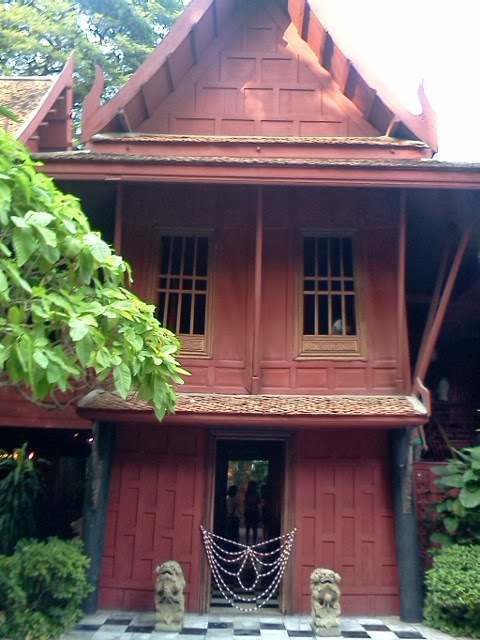 Jim Thompson House in Bangkok