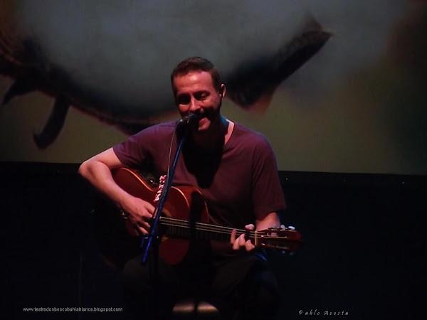 Pedro Aznar en Bahía (clic foto mas imágenes)