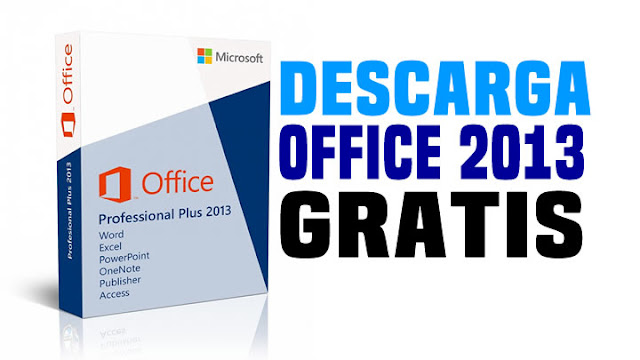 DESCARGAR OFFICE 2013 (32 - 64) BITS MEGA
