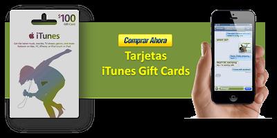Tarjetas iTunes Gift Cards en www.codesforfun.com