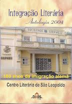 Antologia Integração Literária