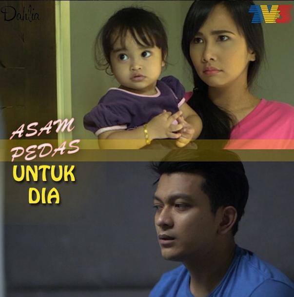 Tonton Episod 15 Asam Pedas Untuk Dia; Dahlia TV3