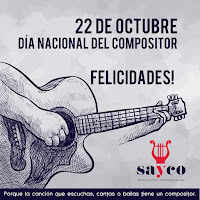 DIA DEL COMPOSITOR COLOMBIANO