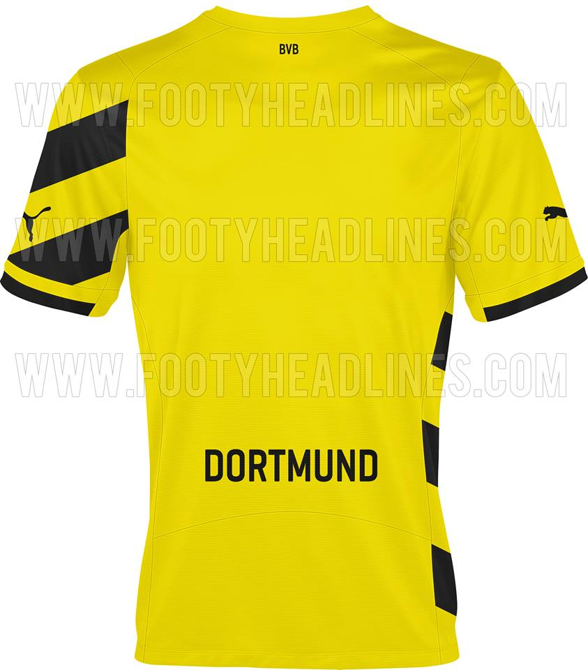 Borussia Dortmund Kit amp Football Shirts at SportsDirectcom