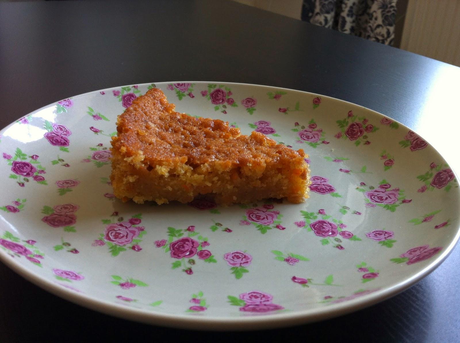 gulerodsmuffins uden æg