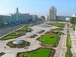 Independence-Square-Minsk