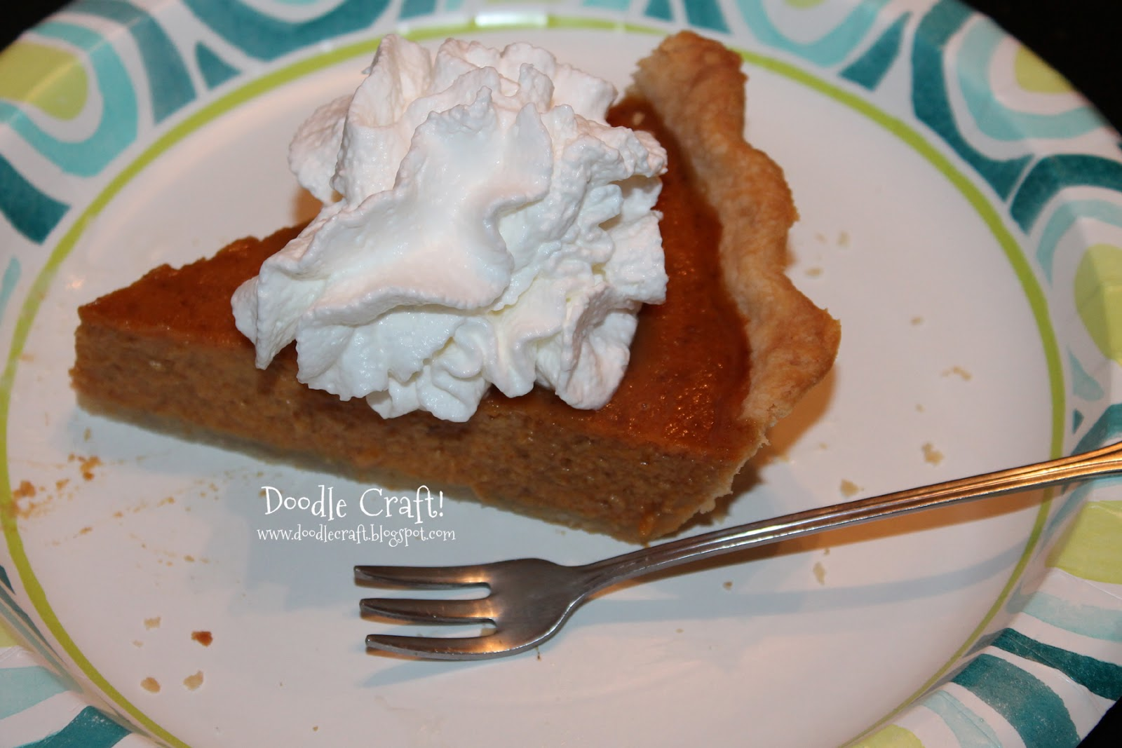 Pie crust is perfect for savory pies as well!