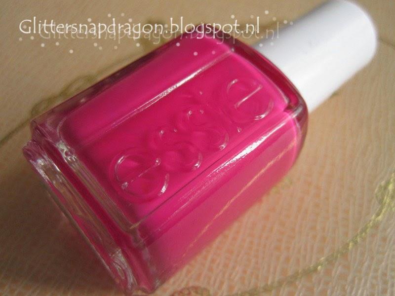 Essie Pink Happy