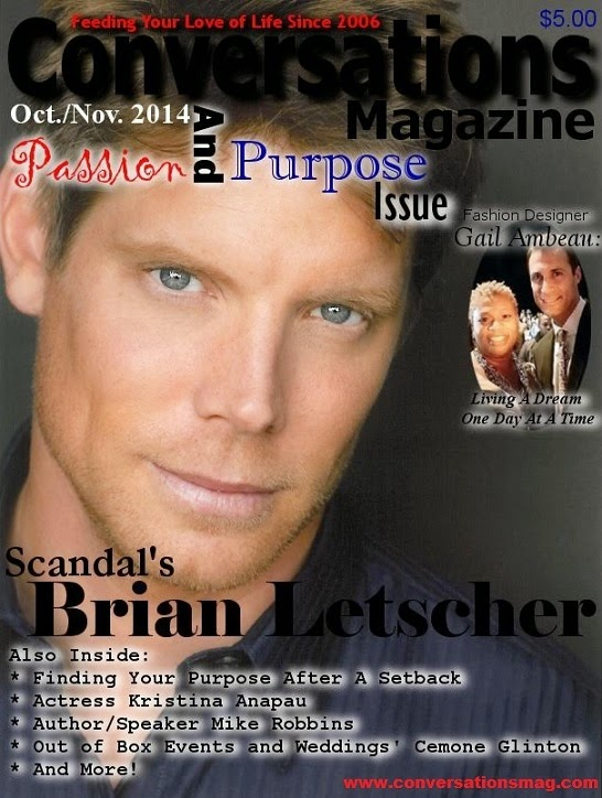 Conversations Magazine Oct./Nov. 2014 Issue