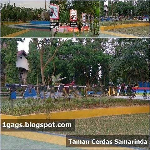 Taman Cerdas Samarinda