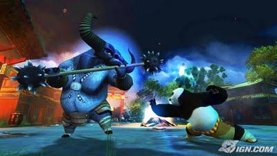 games Kungfu Panda Pc