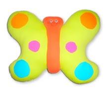 Cojin mariposa