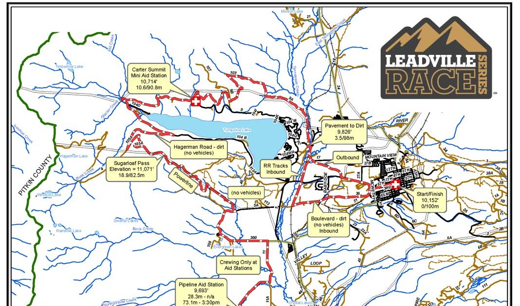 skibrent  2011 leadville trail 100 mountain bike race