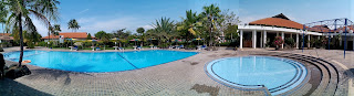 Kolam Renang Perumahan YTL IPMOMI Paiton Probolinggo
