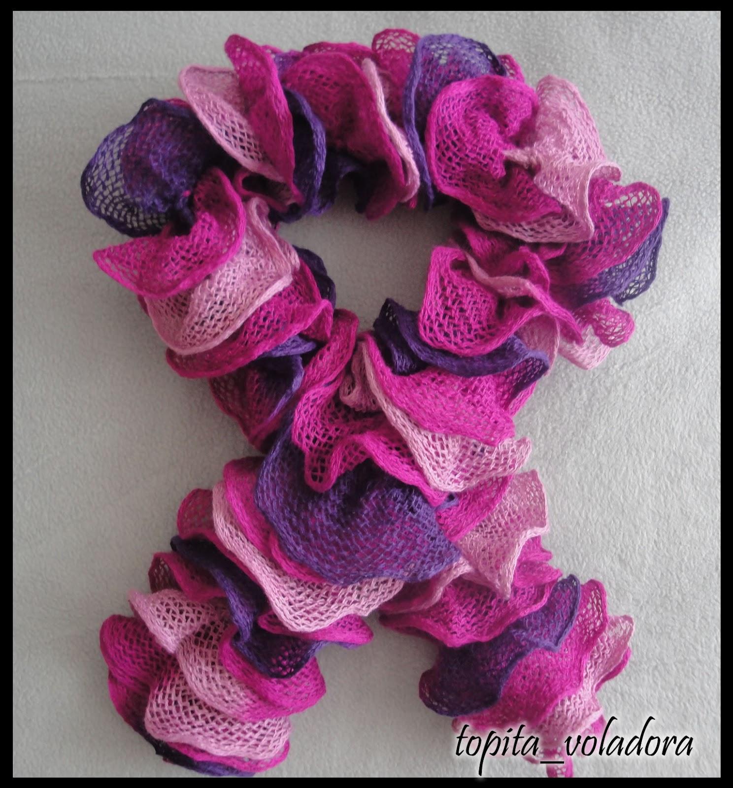 Tejidos a crochet - ganchillo - punto