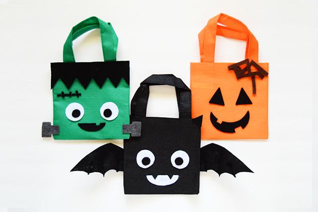you - Kids Halloween Treat Bags