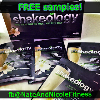 Free vanilla shakeology sample