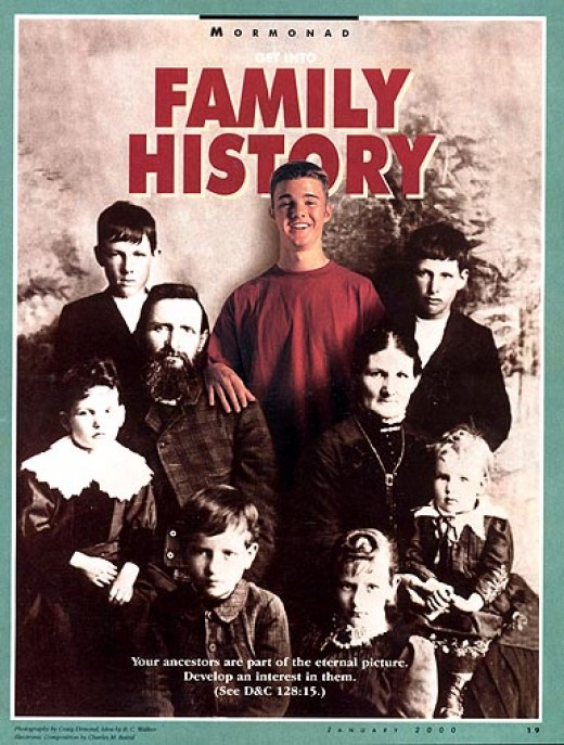 writing your family history hubpages