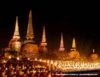 Loi Krathong Sukhothai