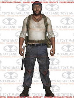 McFarlane Toys The Walking Dead TV Series 5 Tyreese Figure