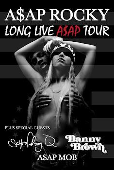 LONGLIVEA$AP TOUR X CHARLOTTE X 11/15