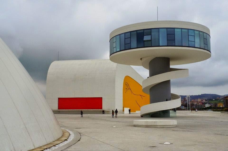 Asturias con niños: Ludoteca en el Niemeyer