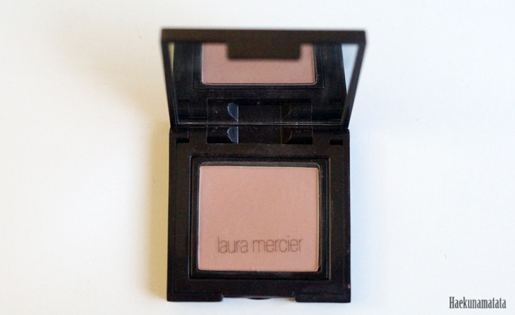 Laura Mercier Ginger Matte Eye Colour Swatch and Review2
