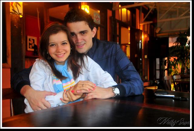 Diário fotográfico #10 - Nathy e Léo em Ubatuba