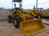 Cat 916 Wheel Loader